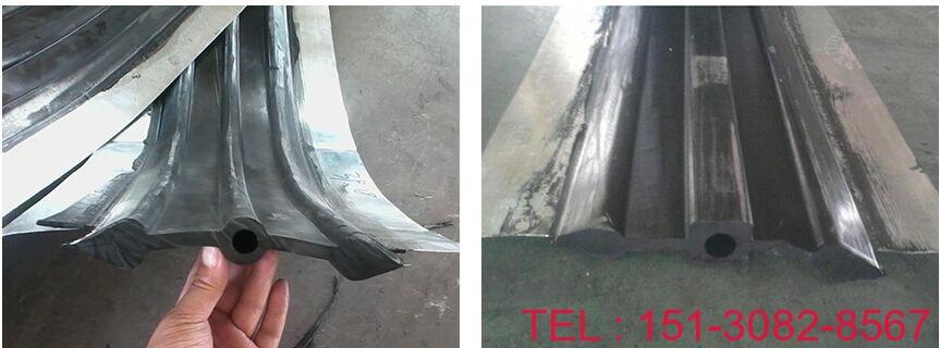 科运橡塑中埋式钢边橡胶止水带样式简介