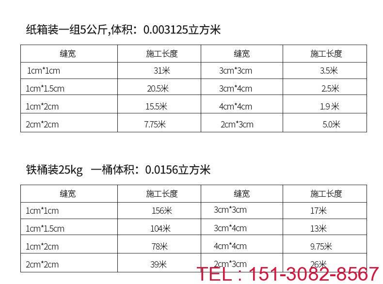 科运良品双组份聚硫建筑防水密封胶(膏)产品概述3