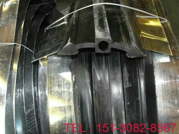 科运橡塑中埋式钢边橡胶止水带 国标优质止水带现货免检4