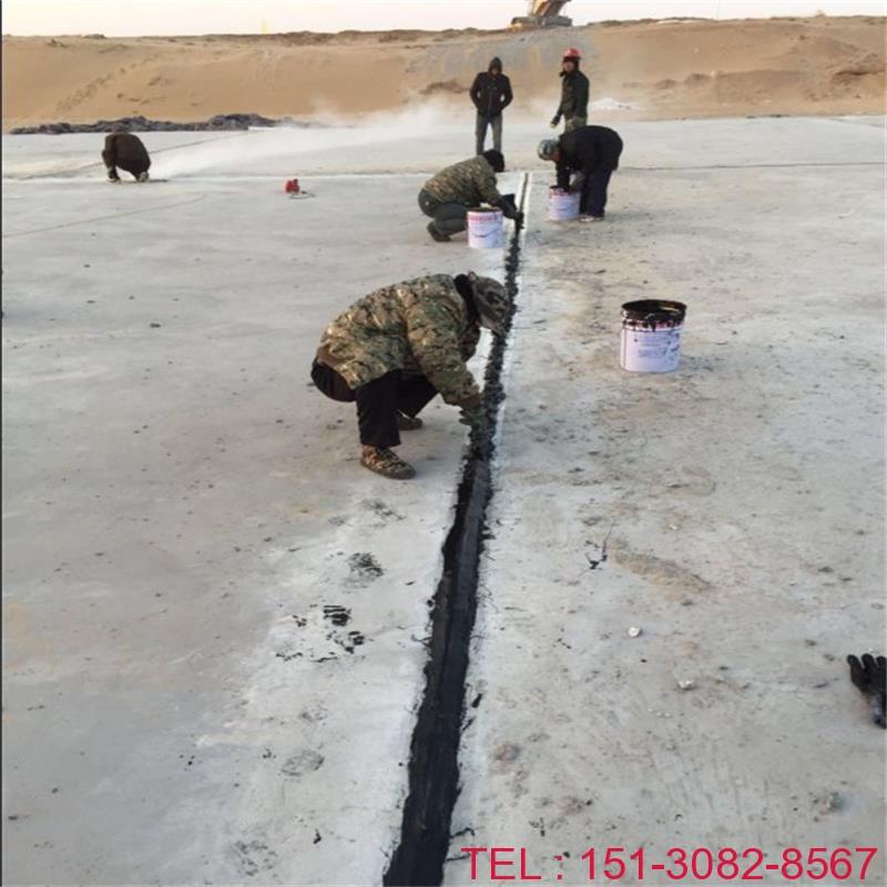 南水北调工程中混凝土接缝专用双组份聚硫密封膏国标产品1