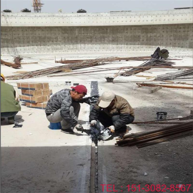 南水北调工程防渗专用双组份聚硫密封胶产品应用2